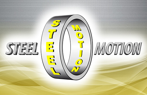 STEEL MOTION logo